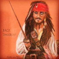ジャック・スパロウ Jack Sparrow