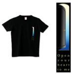 Tシャツ『心の扉』