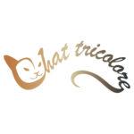 ロゴデザイン『Chat tricolore』 様